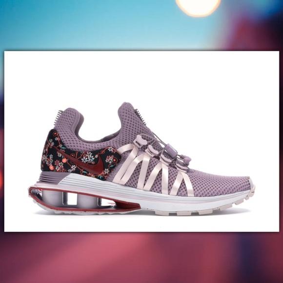 Shox Gravity Cherry Blossom Sneakers